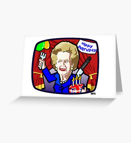 Thatcher's Birthday Greeting Card