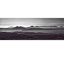 Over the Sea to Skye. Photographic Print