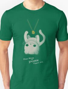 One Ring To...... Unisex T-Shirt