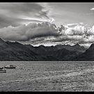 The Cuillins of Skye. by David Alexander Elder