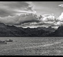 The Cuillins of Skye. by David Alexander Elder