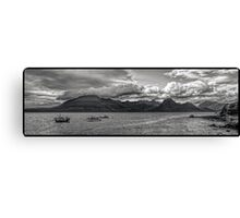 The Cuillins of Skye. Canvas Print