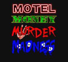The Doors LA Woman Motel Money Murder Madness Design Unisex T-Shirt