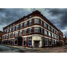 Northern Echo Building Photographic Print