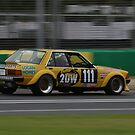 Neville Butler Ford Falcon by Stuart Daddow Photography