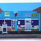 Burnley Street Milk Bar by Joan Wild
