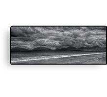 Luskentyre Beach on the Isle of Harris, Scotland Canvas Print