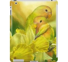 Love Among The Daffodils iPad Case/Skin