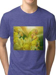 Love Among The Daffodils Tri-blend T-Shirt