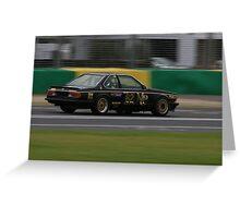 Adrian Brady BMW 635 Greeting Card