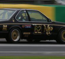 Adrian Brady BMW 635 Sticker