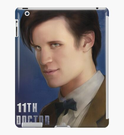 11th Doctor -Doctor Who iPad Case/Skin
