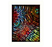 Psychedelia 1 Art Print