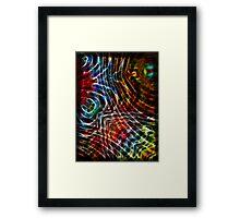 Psychedelia 1 Framed Print