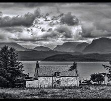 My Highland Home by David Alexander Elder