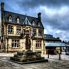 Market Cross Darlington by Andrew Pounder