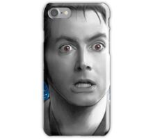 10th Doctor - Doctor Who iPhone Case/Skin