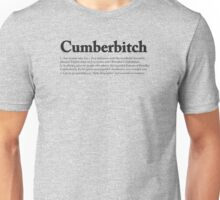 CUMBERBITCH TEE - 2nd Edition Unisex T-Shirt