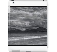 Luskentyre Beach on the Isle of Harris, Scotland iPad Case/Skin