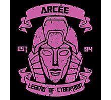 Legend Of Cybertron - Arcee Photographic Print