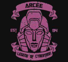 Legend Of Cybertron - Arcee by Vitalitee