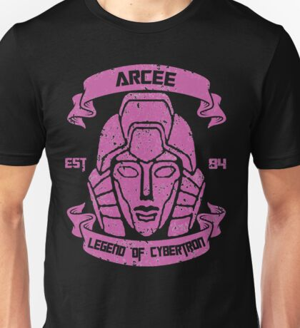 Legend Of Cybertron - Arcee Unisex T-Shirt