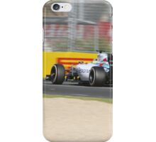 Williams FW37 Formula One Car iPhone Case/Skin