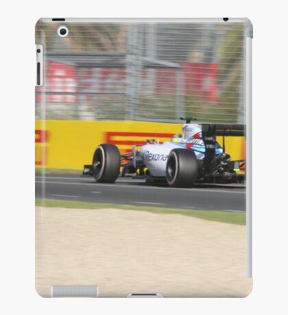 Williams FW37 Formula One Car iPad Case/Skin