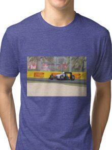 Williams FW37 Formula One Car Tri-blend T-Shirt