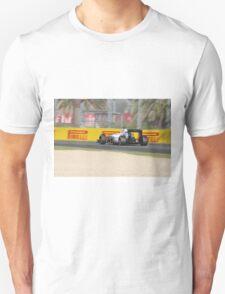 Williams FW37 Formula One Car T-Shirt
