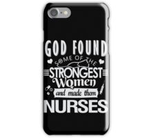 The Strongest Women iPhone Case/Skin