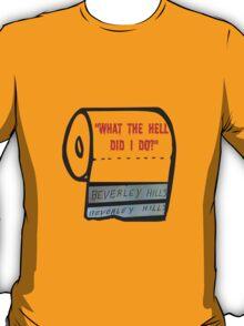 Last Thoughts - Robert Durst T-Shirt
