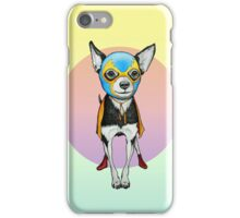 Luchador Chihuahua Dog iPhone Case/Skin