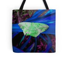 Moth on a Daylily Tote Bag