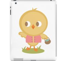 Chick Hunt iPad Case/Skin