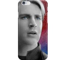 Steve Rogers - Captain America iPhone Case/Skin