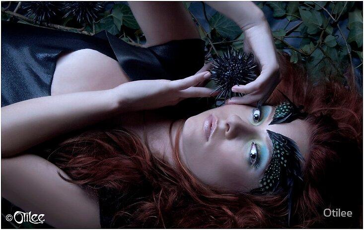 Poison Ivy II by Otilee