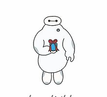 Happy Birthday from Baymax by julierab