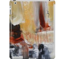 Abstract Painting on Paper - Study iPad Case/Skin