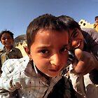 Sanjit and his gang by bbtomas