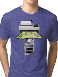 PC Pirate Tri-blend T-Shirt