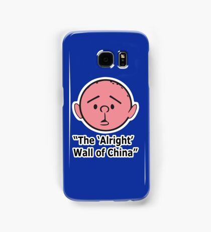 Karl Pilkington - The Alright Wall Of China Samsung Galaxy Case/Skin