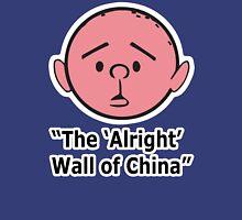 Karl Pilkington - The Alright Wall Of China T-Shirt