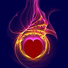 Heart Afire by Kinnally