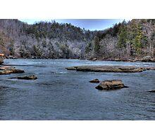Cumberland River III Photographic Print