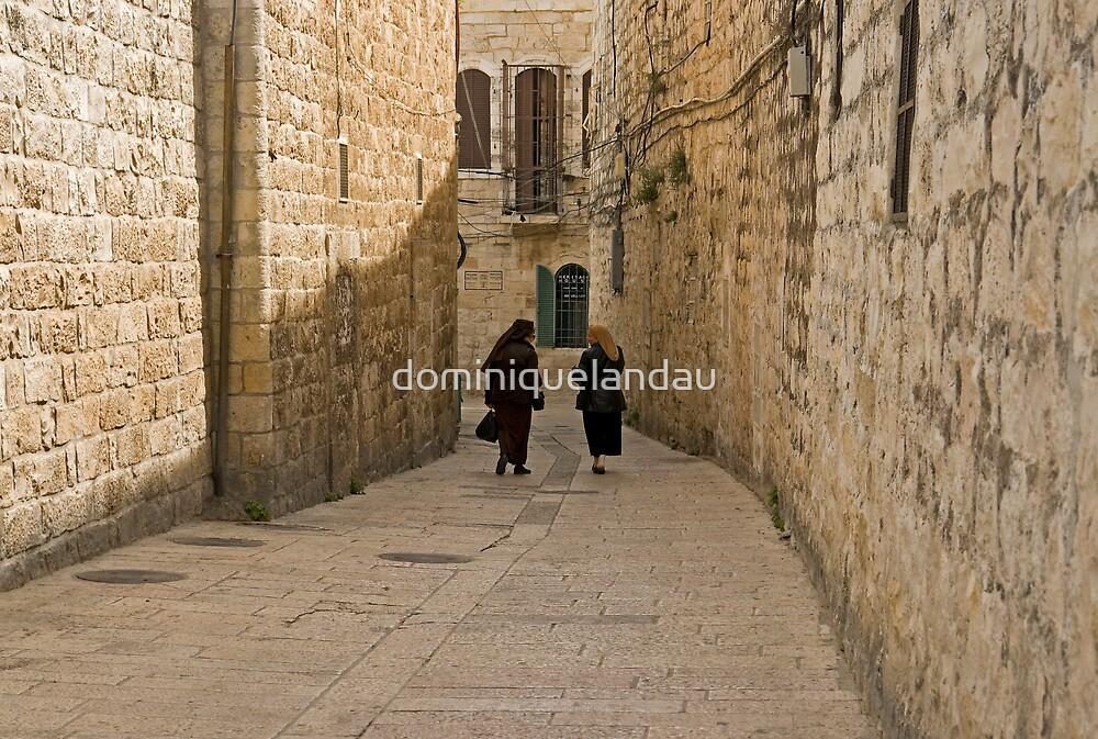 Jerusalem by dominiquelandau