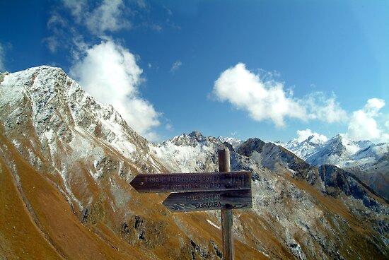 Alps by bbtomas