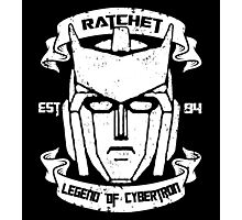 Legend Of Cybertron - Ratchet Photographic Print