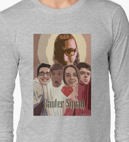 GTA Banter Squad Long Sleeve T-Shirt