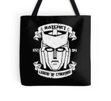 Legend Of Cybertron - Ratchet Tote Bag